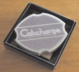 95 mm Paper board Coaster Printed Set of 24