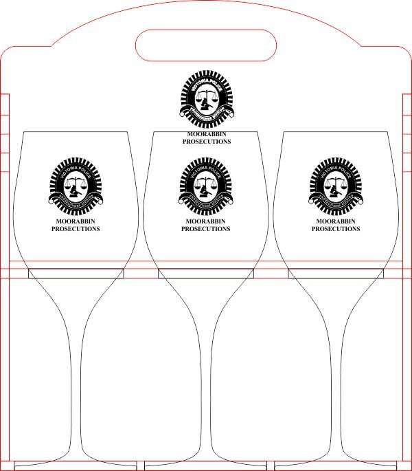 Thumb_Wine glass 350 ml set 6 illustration