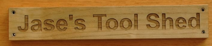 Thumb_Timber sign Treated pine 50 x 300 mm
