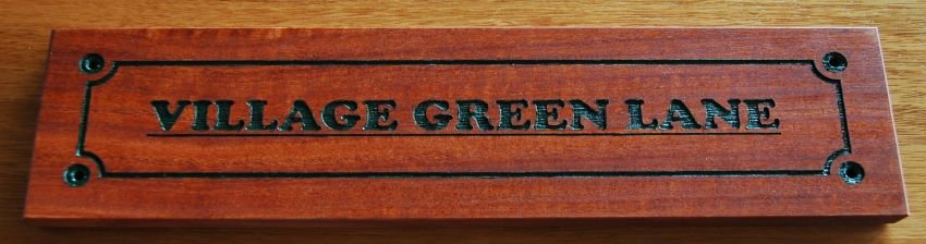 Thumb_Timber sign Red Gum engraved 75 x 400 mm