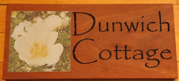 Thumb_Red gum wooden sign print and engraved
