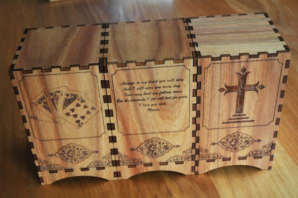 Thumb_Set 3 urns blackwood timber engraved 4 sides