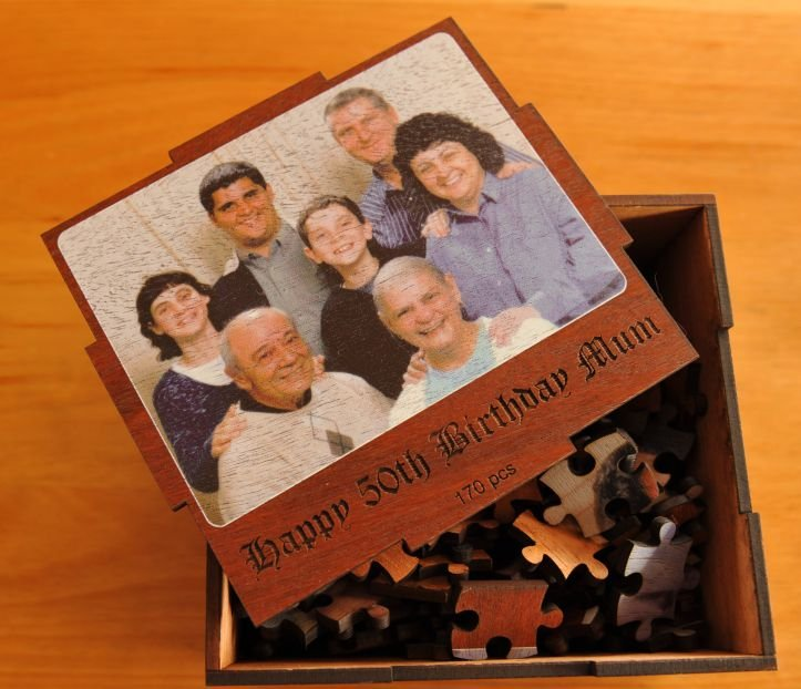 Thumb_Red gum custom jigsaw puzzle box