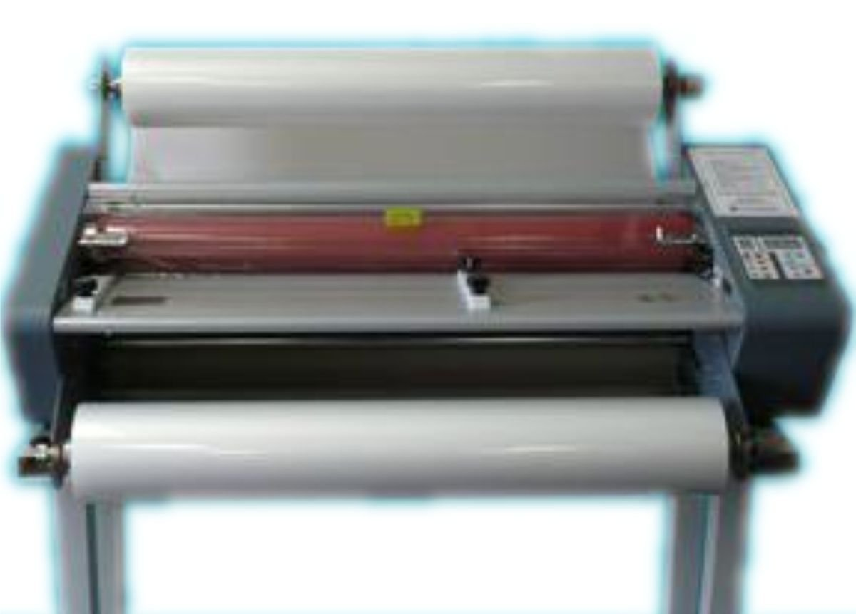Laminator Hot or cold films