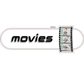 Movie room ID sign