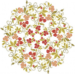 Floral Apple Blossom