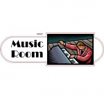 Music room Piano ID sign