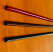Thumb_Chopsticks triangular black - maroon - brown