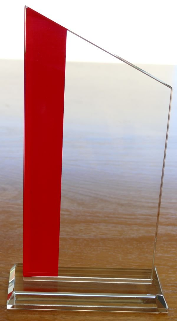 Thumb_Glass award blank red band and clear glass