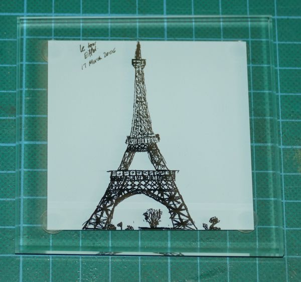 Thumb_Coaster print with customer artwork