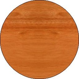 90 mm Blank timber Coasters pk 48