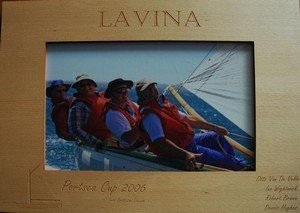 "Timber engraved Photo Frame 1 x 300 x 200 mm ( 8"" x 10"" )"