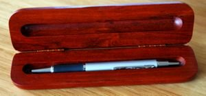 Pen and Engraved Box