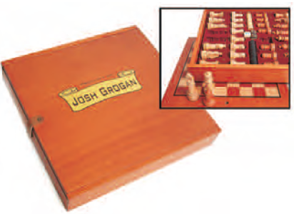 Chess/Backgammon Set 254x254x41 mm