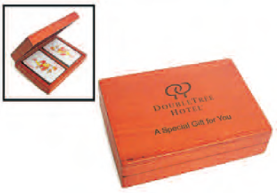Executive Card Set 152x108x38 mm