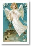 Christmas Cards angel over Bethlehem 002