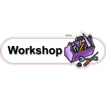 Workshop Tools ID sign