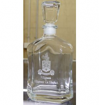 Decanter bottle with stopper 700 ml